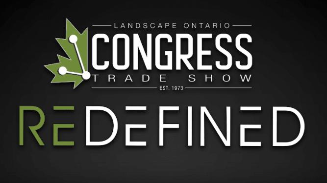 landscape ontario congress trade show logo